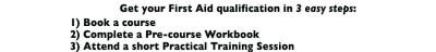 First Aid Training Bellingen Coffs Harbour Nambucca