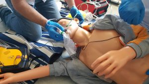 Advanced resus training mid north coast NSW HLTAID007